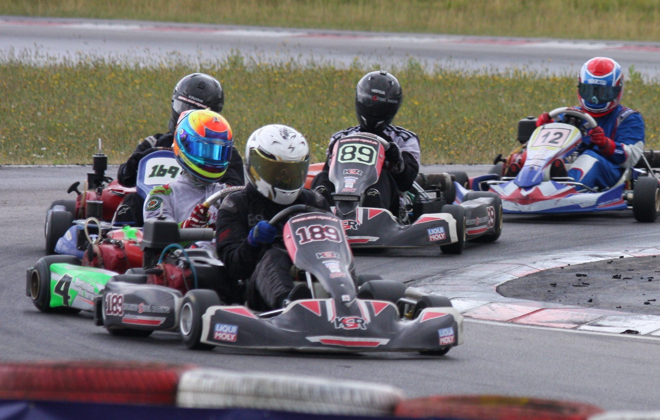 Juniorteam bei den 24h von Wackersdorf